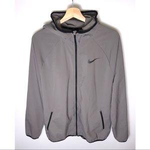 Men's Nike Full zip long sleeve Size Large